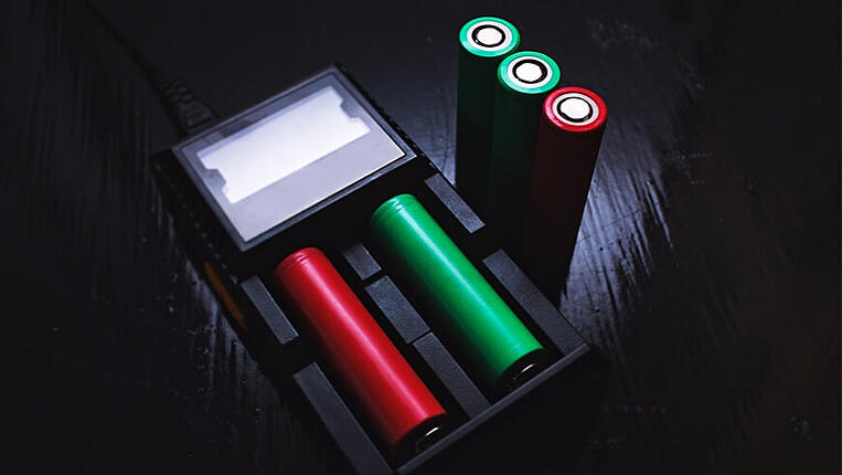 Lithium Ion Vaping Battery