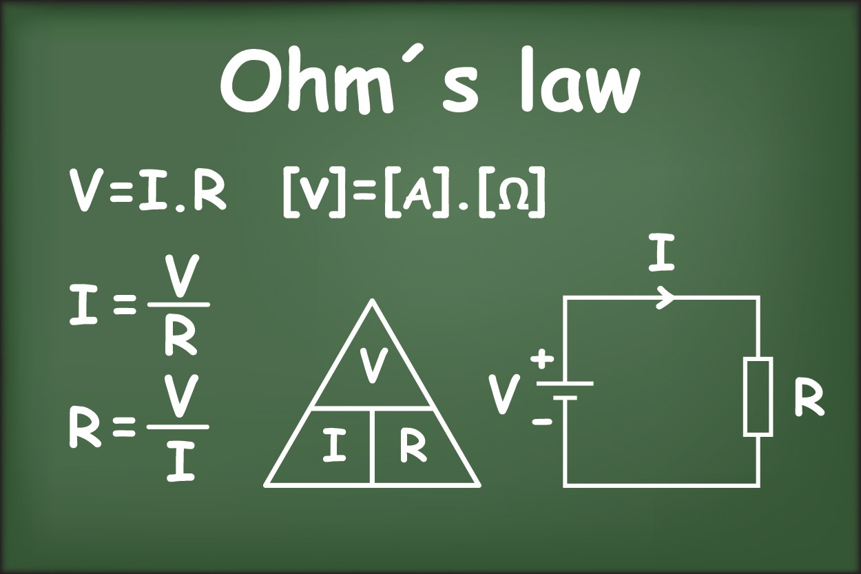 Ohms law for vaping