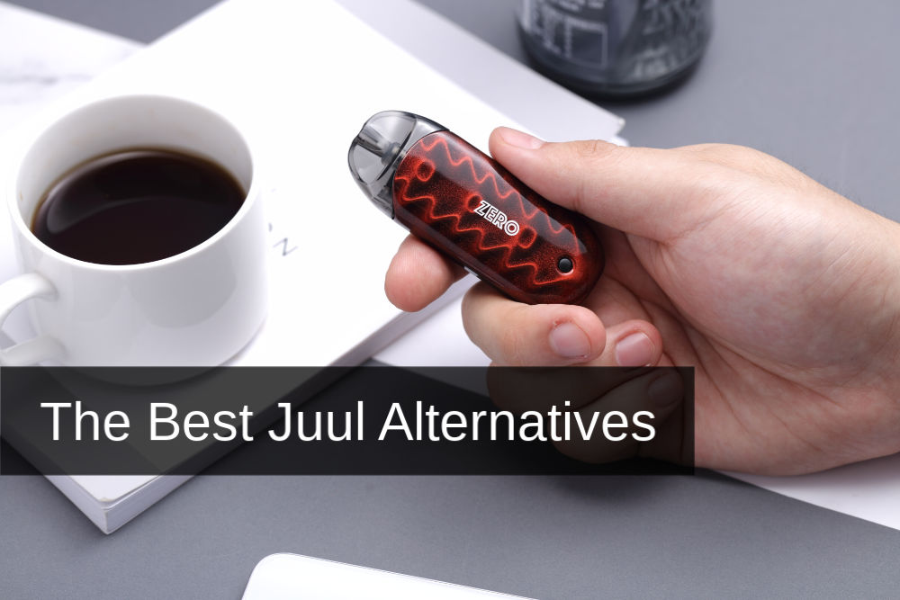 best-juul-alternatives
