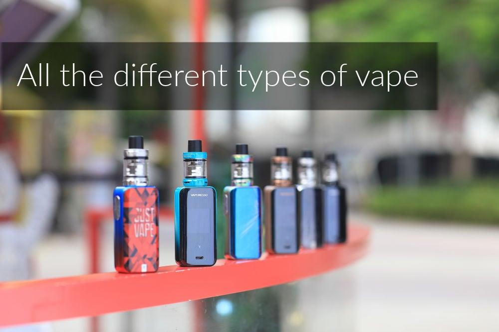 different-types-of-vape