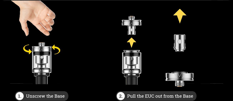 Come sostituire il serbatoio Veco coil-1.png