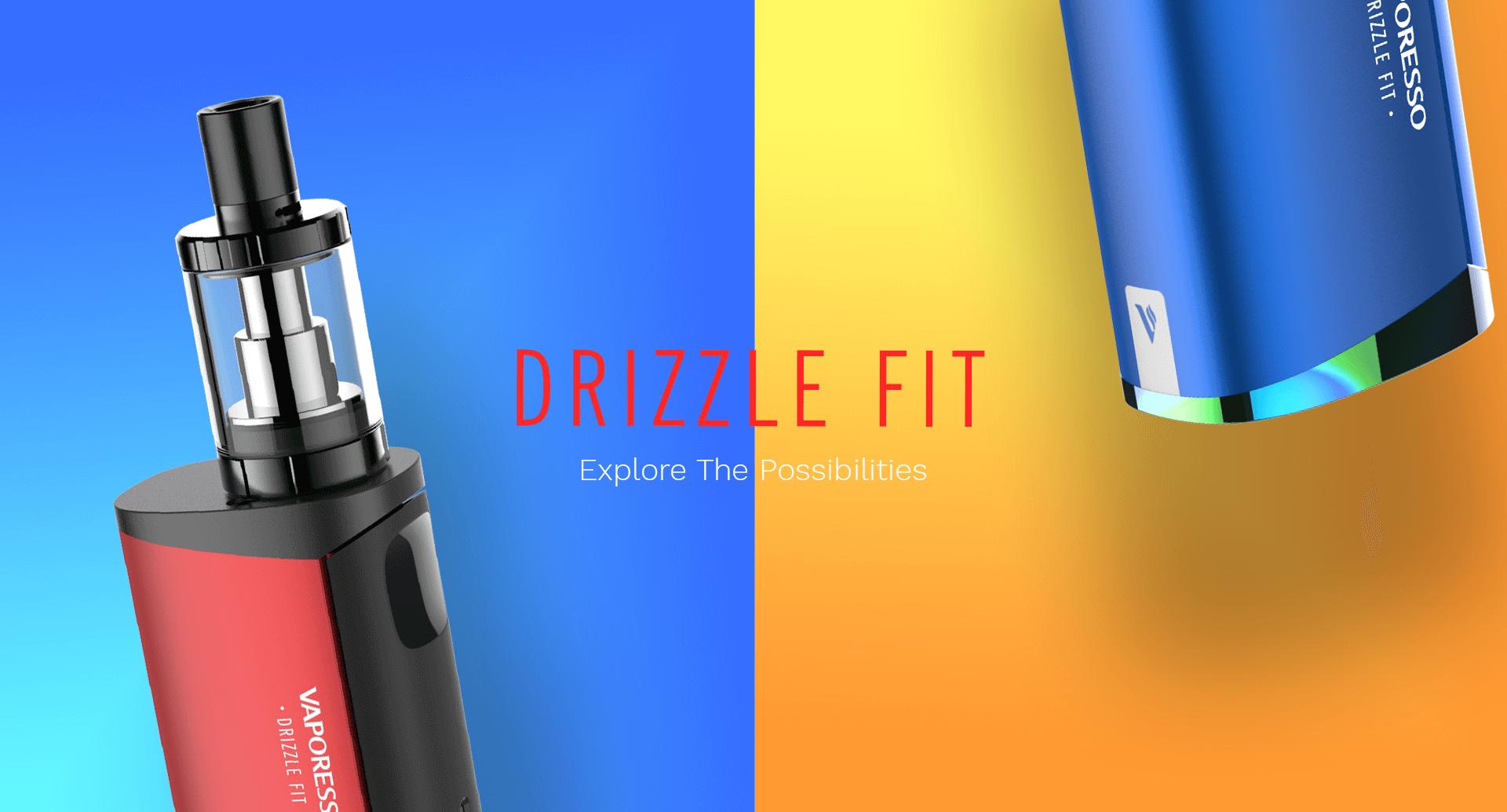 Drizzle Fit Kit 187 Vaporesso