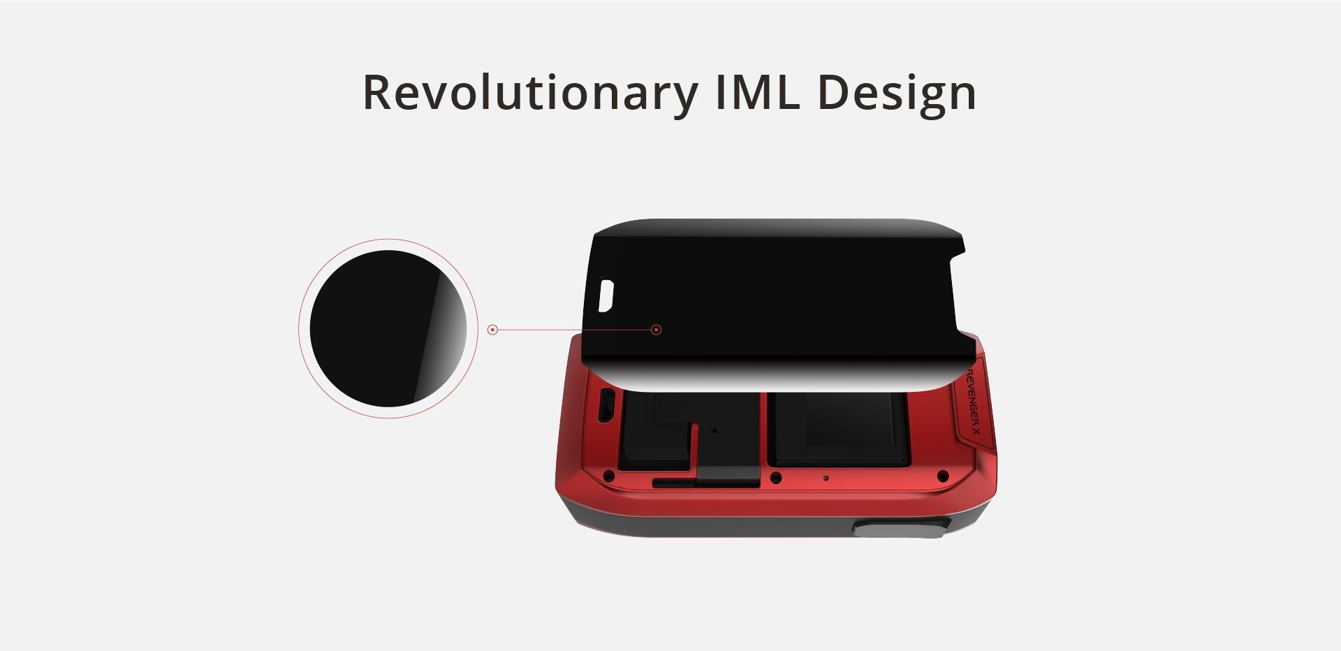 Vaporesso IML design