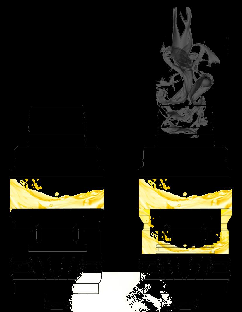 Vaporesso Cascade Juiceflow til coil
