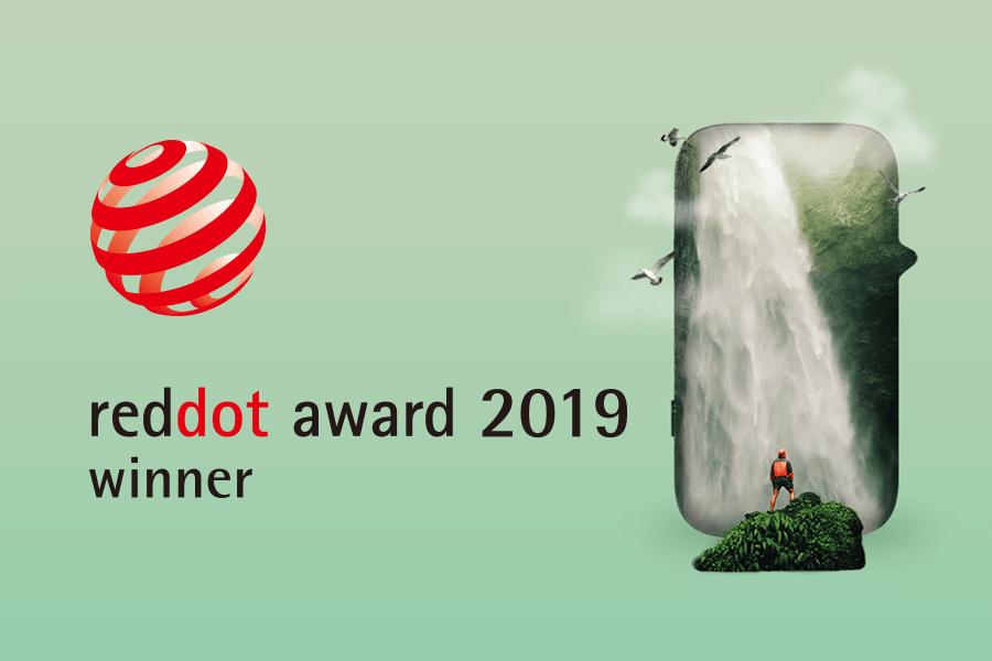 Renova From Vaporesso Won Red Dot Award For Brands Communication Design