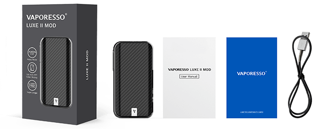 Vaporesso Luxe II Box Mod