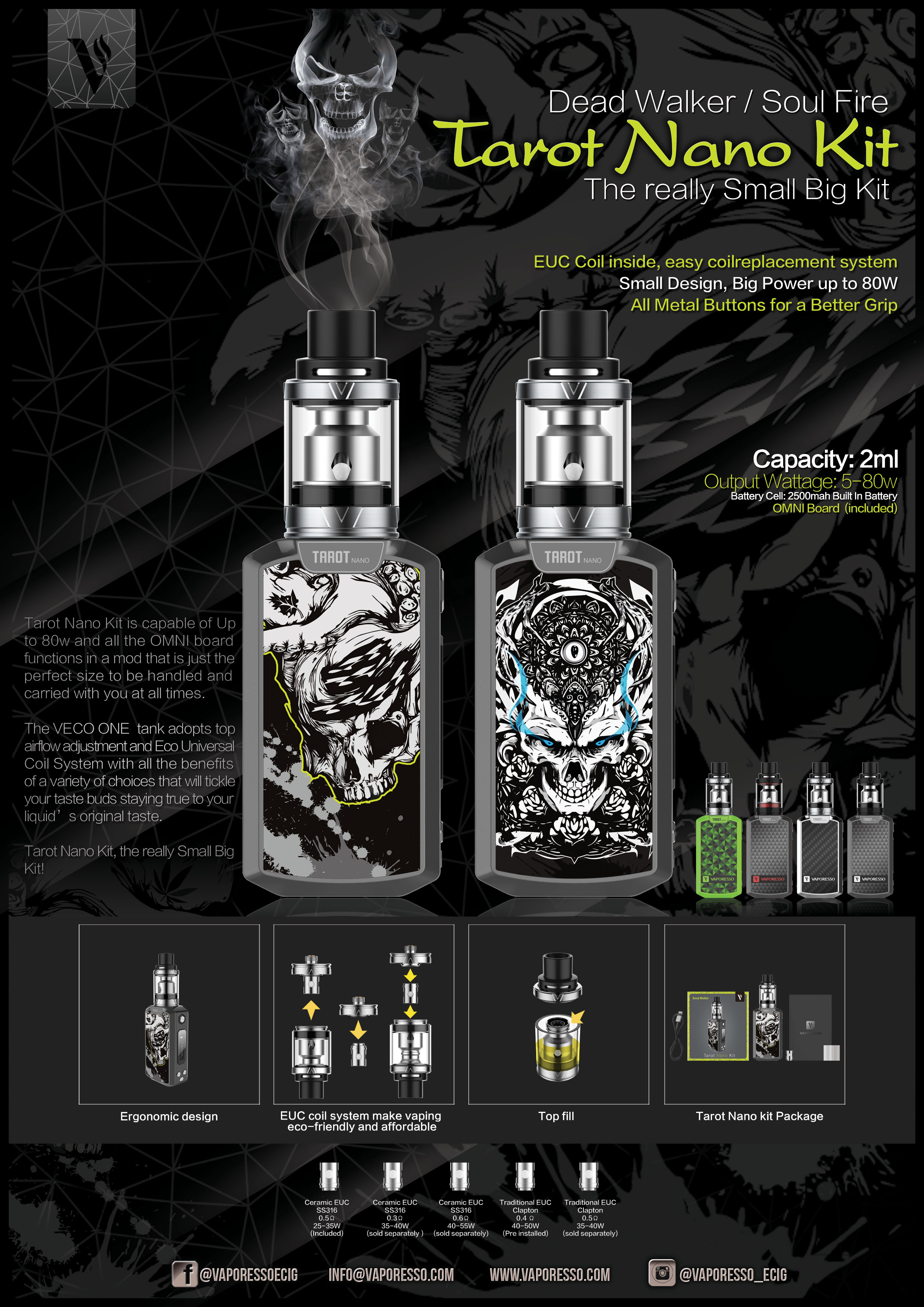 Vaporesso Downloads, User Manuals and Firmware » Vaporesso