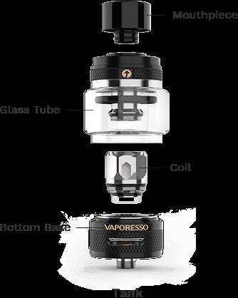 Vaporesso Luxe II Box Kit | NRG-S tank | 8ml