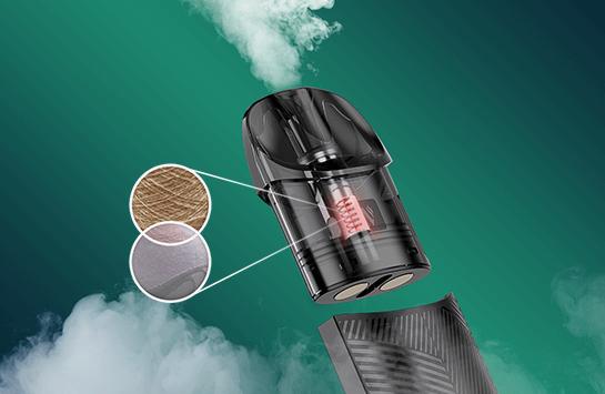 سحبة سيجارة -Vaporesso OSMALL Pod System