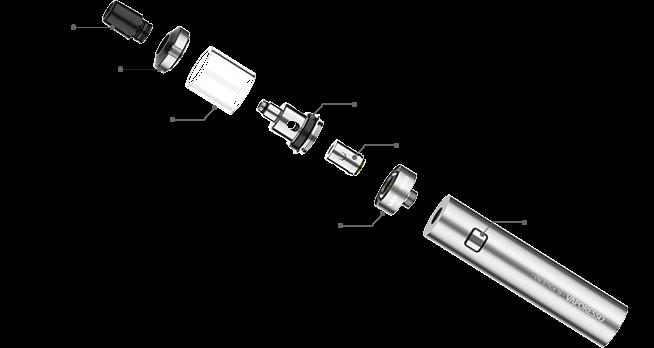 vm18 - Vaporesso VM Stick 18 Starter Kit 1200mAh